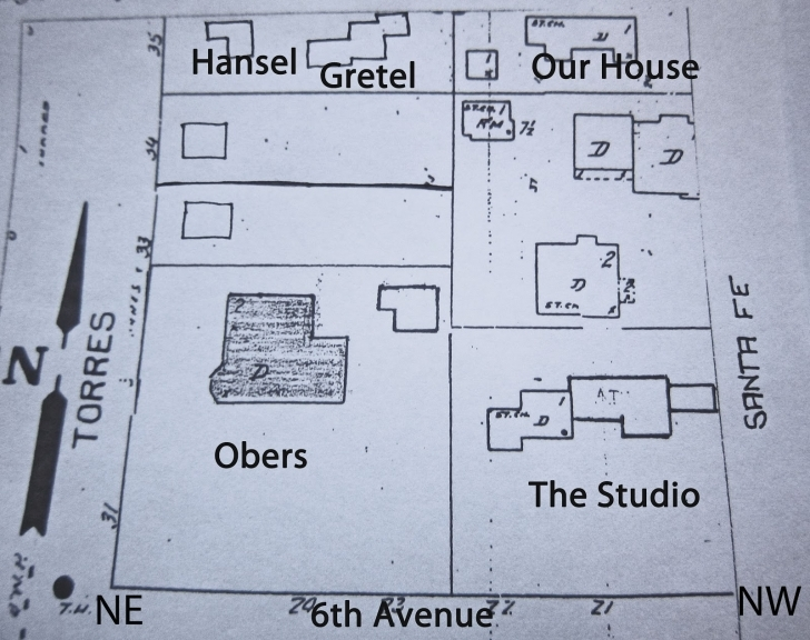 Amazing House: Hansel And Gretel House Plans Map For 15 *60 Pic