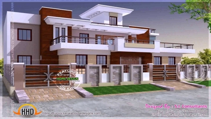 Amazing Indian House Designs Online - Youtube Indian House Pic Picture