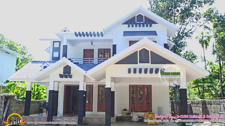 Amazing New House Plans Ideas Map Of In India Kerala Square Feet Indian New House Images Kerala Picture