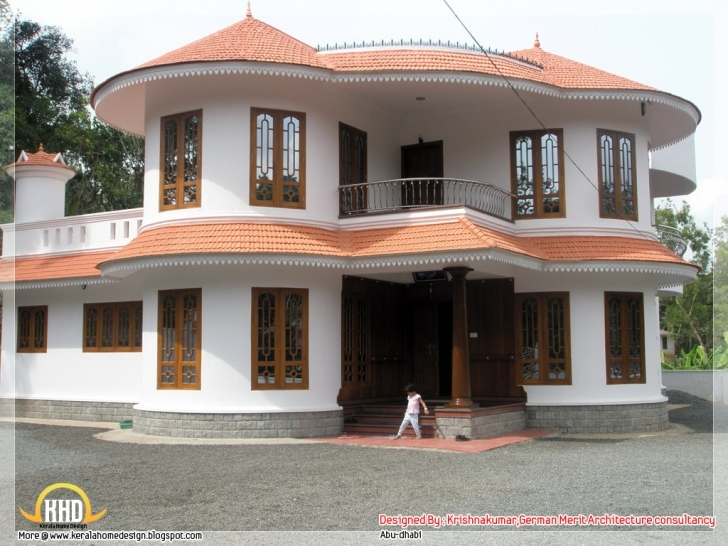 Astonishing 2800 Sq Ft, Villa In Kerala | Kerala Home Design,kerala House Plans Kerala House Planners In Abu Dhabi Picture