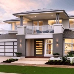 3 Bedroom Double Storey House Plans South Africa