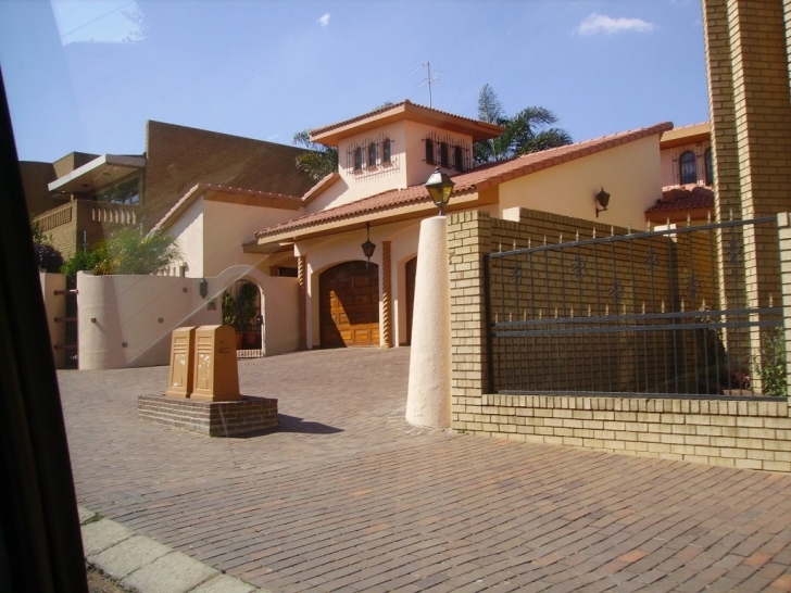 Astonishing Beautiful Homes In Soweto, South Africa - The Travel Guru Beautiful Houses In Africa Image