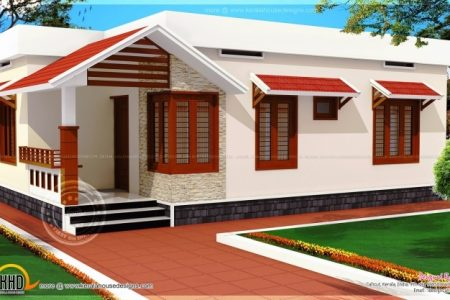 Kerala House Plans Low Cost Plan Photos