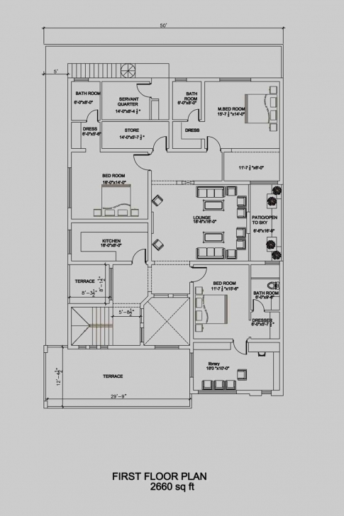 Astonishing House Floor Plan | Construction Cost, Story House And Architects 3 Master Badroom 40/45 Half Polt Image