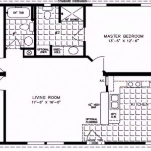 1000 Sq Ft House