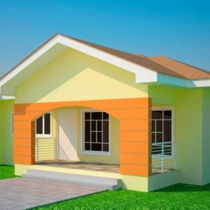 Simple Ghana Houses With Plans