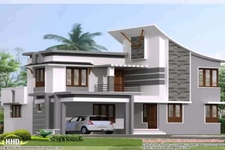 Modern 4 Bedroom House Plans Uk