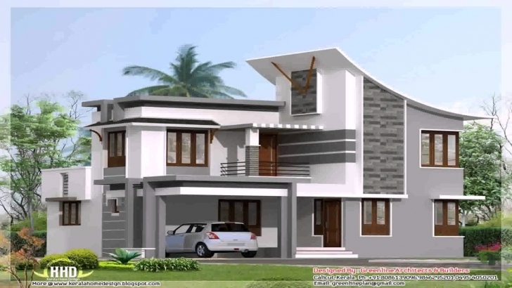 Astonishing Modern 4 Bedroom House Plans Uk - Youtube Modern 4 Bedroom House Plans Uk Picture