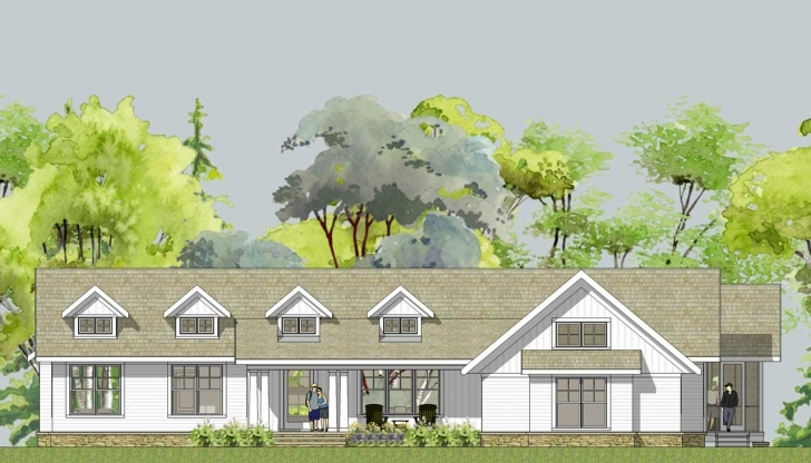Astonishing Modern Farmhouse Floor Plans Ideas — Farmhouse Design And Furniture Modern Farmhouse Ranch Floor Plans Image