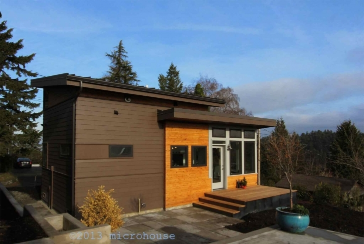 Astonishing Seattle Cottage | Small House Swoon Tiny House Swoon Image