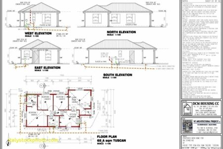 House Plans South Africa 3 Bedroomed