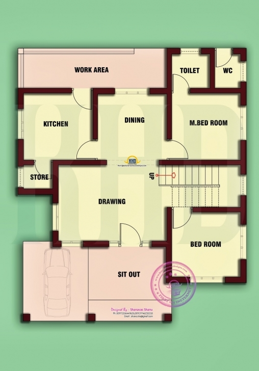 Awesome Home Architecture: Kerala Home Plans With Estimate Momchuri Estimate Kerala House Plans With Estimate Image