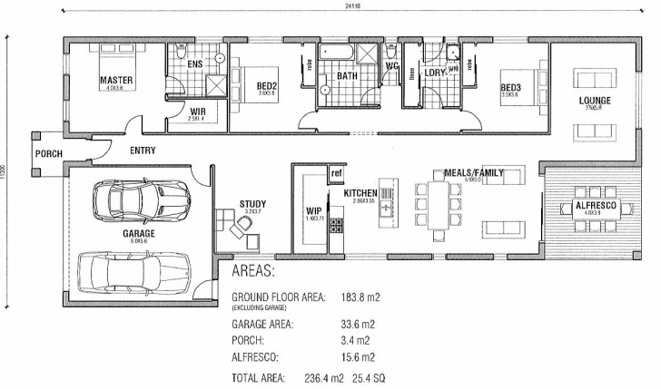 Awesome Modern Australian House Plans - Homes Floor Plans 4 Bedroom Modern House Plans Australia Photo