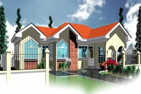 Ghana House Plan Design Styles