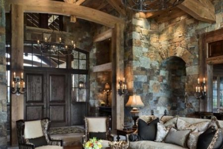 Rustic Mountain Home Decor