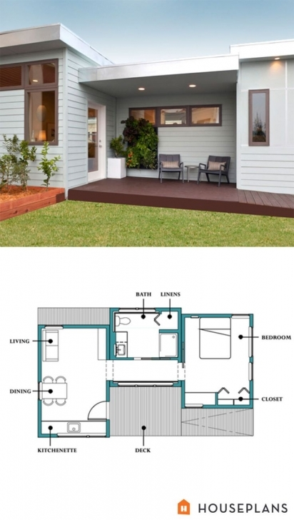 Awesome Small Modern House Plan And Elevation 1500Sft #552 2 |  Home Best Plan With Elevation For Small Area Pic
