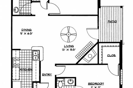 3 Bedroom House Floor Plans With Models Pdf