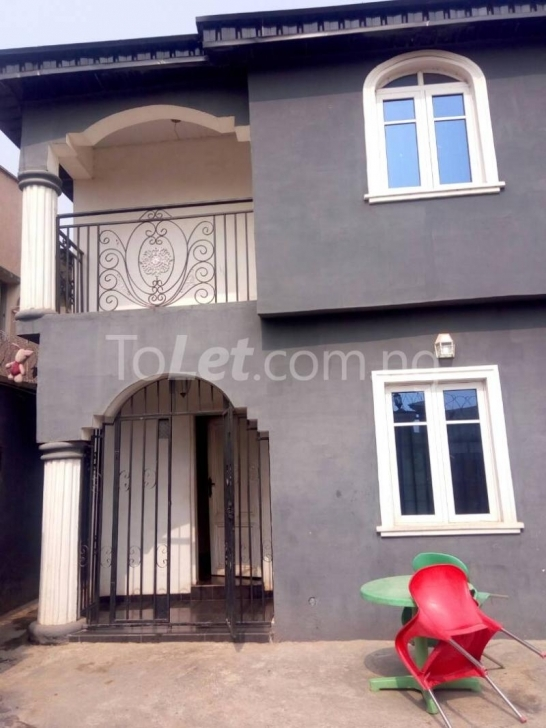 Best 4 Bedroom Duplex For Sale Akute Yakoyo/alagbole Ojodu Lagos (Pid: P6845) Duplex On Half Plot Of Land Photo