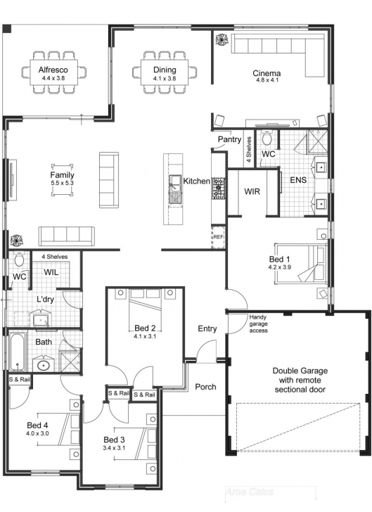 Best Baby Nursery. Open Plan House: Open Floor House Plans Plan Homes Uk House Plans For Sale Uk Picture