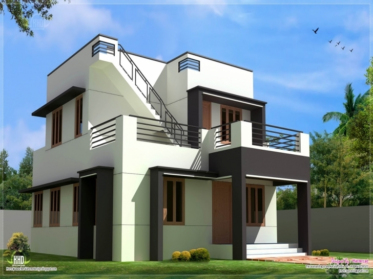 Best Collection: 50 Beautiful Narrow House Design For A 2 Story/2 Floor Simple Filipino 2 Storey House Design With Floor Plan Photo