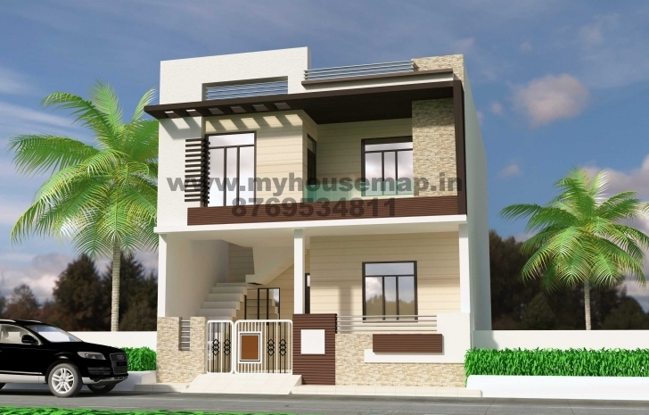Best Duplex House Front Elevation Designs Pictures Images 2018 Also House Front Elevation Designs Images Pic