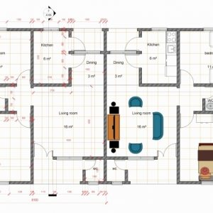 4 Bedroom Flat Floor Plan In Nigeria