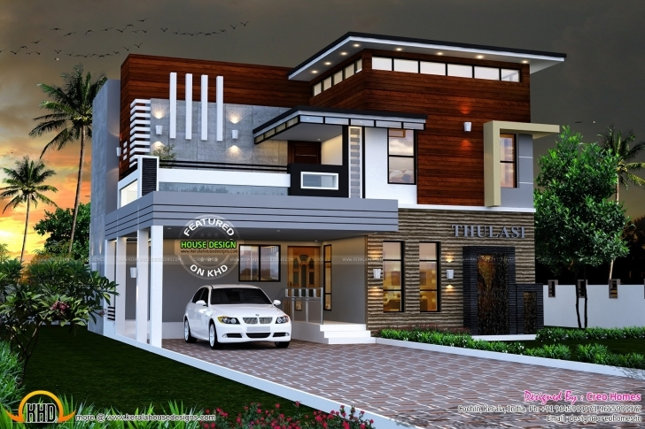 Best Fresh Modern House Plans In Kerala With Photo Gallery Ideas - Home Kerala House Design Photo Gallery 2017 Pic