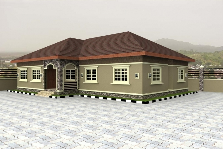 Best Home Plans For Bungalows In Nigeria Properties 4 Nairaland | Home Nairaland Ground Floor Plans Photo
