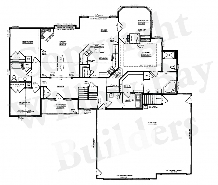 Best House: 2700 Square Foot House Plans 2700 Sq Ft Home Plan Pic