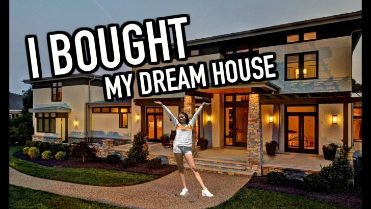 Best I Bought My Dream House! + Sneaking Into Vidcon (Vlog) - Youtube My Dream House Image Pic