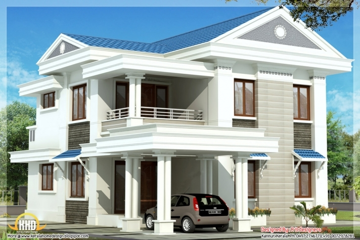 Best Kerala Home Design | Architecture House Plans Kerala Home Design Blogspot Picture