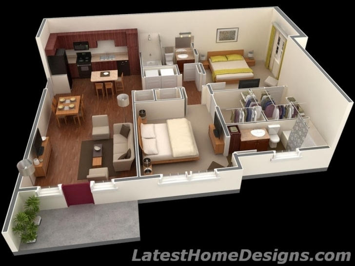 Best Luxury Home Design With House Plan Trends And 1000 Sq Ft 3D Plans 3D Luxery House Plan1200 Sq Ft Photo