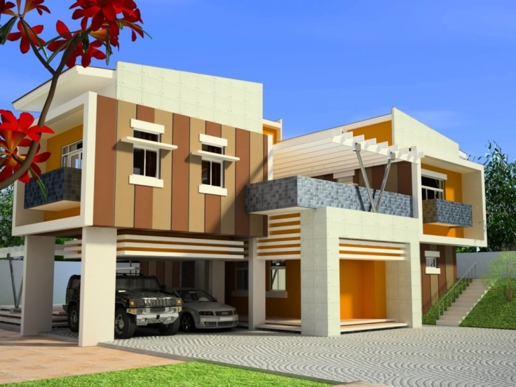 Best Modern Home Designer Exquisite 10 Modern Simple Indian House Design 16Ft Front Desing For Home Image