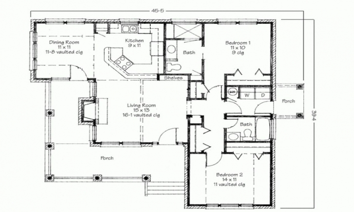 Best Modern House Plan Nigeria Luxury Modern 3 Bedroom House Plans In Three Bed Roomed Nigerian House Plan Photo