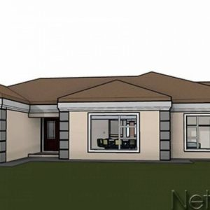 Free Modern House Plans South Africa