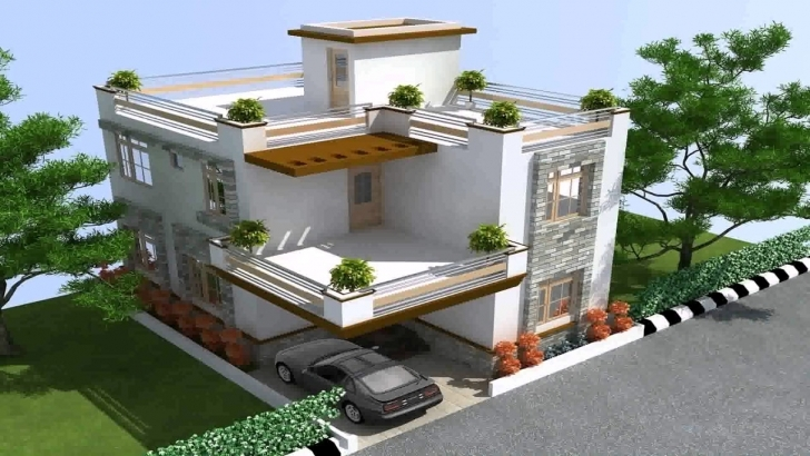 Best Small Beautiful House Design In India - Youtube Small Beautiful House In India Picture