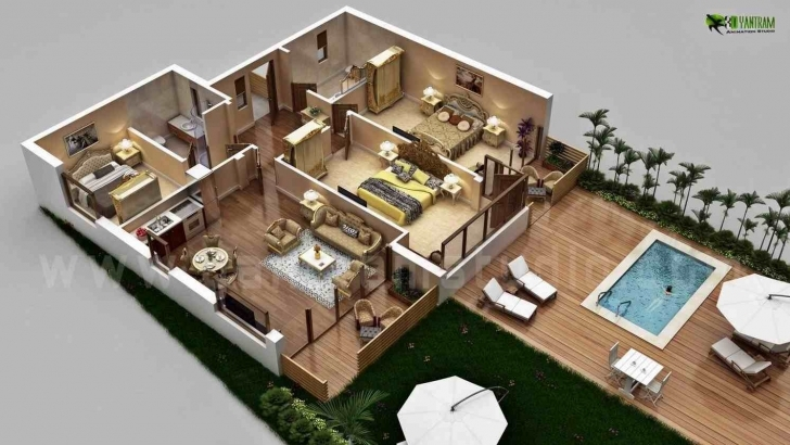 Brilliant 3D Home Design Ground Floor | Daily Trends Interior Design Magazine Fantastic House Designs 3D Duplexes Photo