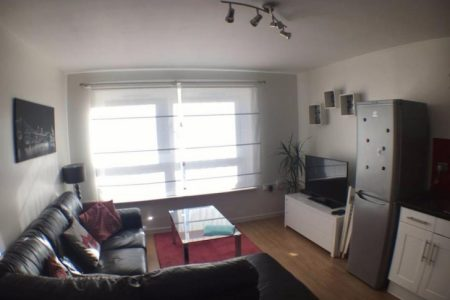 Three Bedroom Flat Edinburgh
