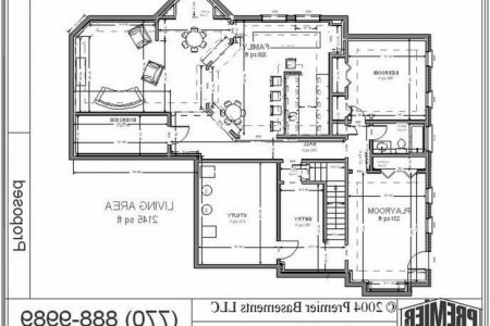 Nigeria Architectural Floor Plan Design