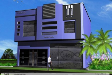 Best Building Plan With Elevation