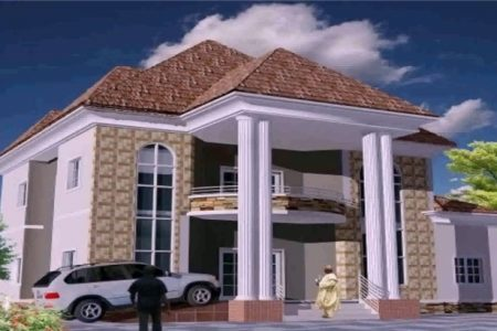 Latest Duplex House Design In Nigeria