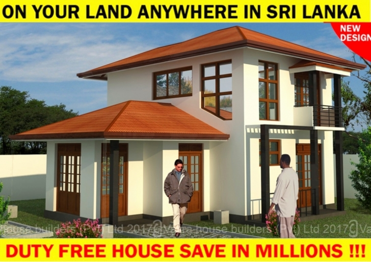 Brilliant Small House Plans Sri Lankan Style New House Plan Vajira Homes Sri New House Plans 2017 Sri Lanka Image