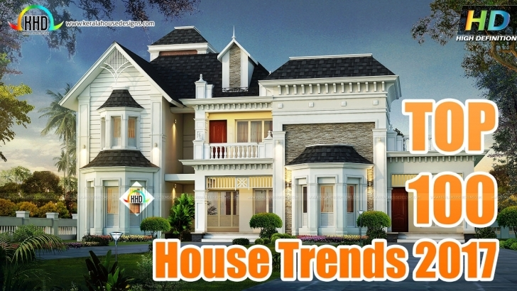 Brilliant Top 100 House Design Trends 2017 - Youtube 100 Best House Design Trends February 2017 Image