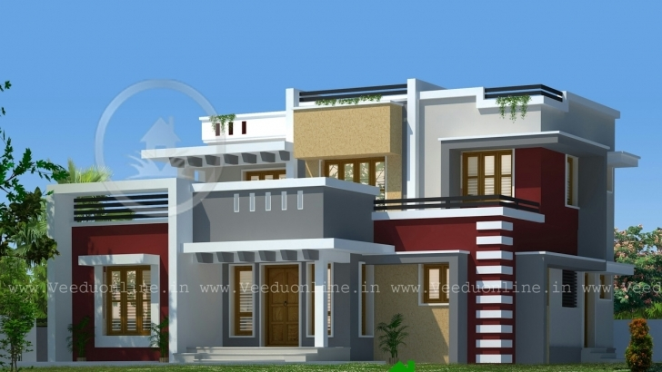 Brilliant Very Beautiful Home Design (Elevation/veed/ghar/kerala Home/house Gharelevation One Manzzile Pic