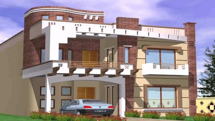Classy 5 Marla House Front Elevation Design - Youtube 5 Marla House Front Elevation Designs Photo