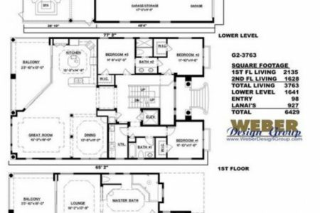 Floor Plan G 2 Residential Building