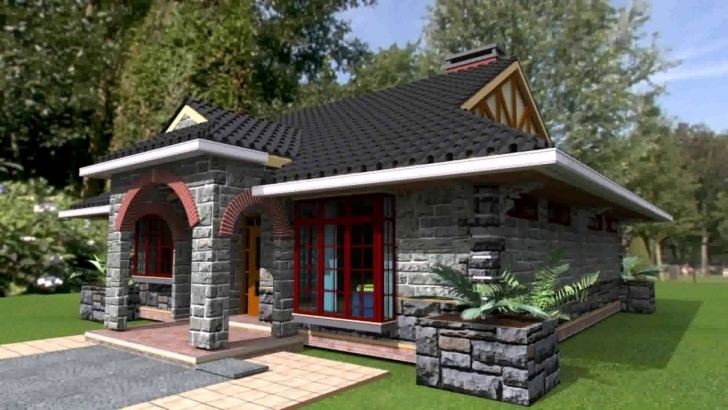 Classy Bungalow House Plans Designs Kenya - Youtube House Plans And Designs In Kenya Picture
