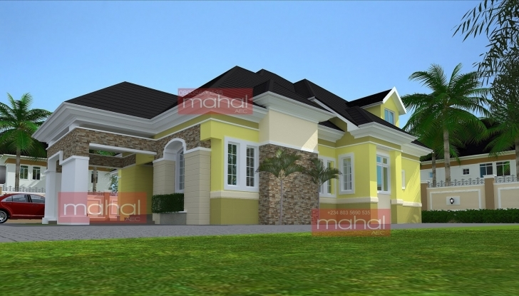Classy Contemporary Nigerian Residential Architecture Iyeu Otuo House Nigerian Residential Architecture Plan Pic
