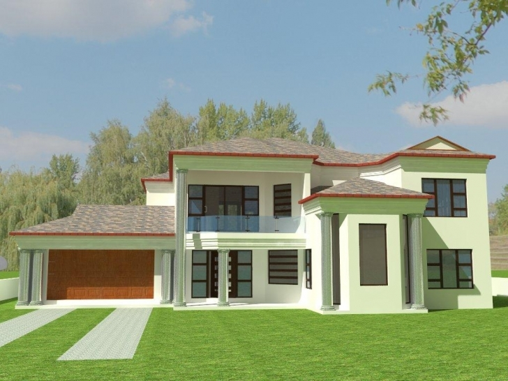 Classy Design Farm Style House Plans South Africa House Style Design Housing Plans Sa Picture