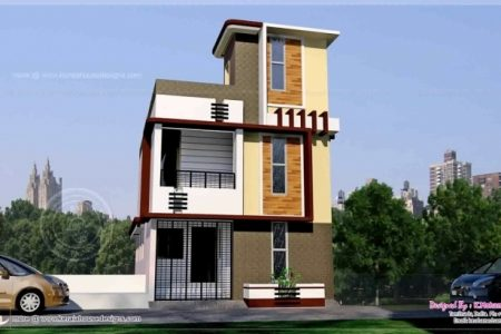 50 Gaj Plot House Design